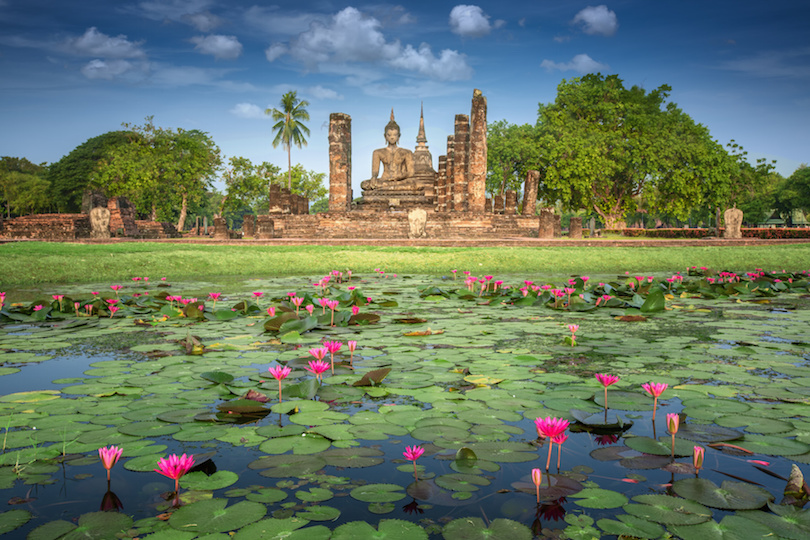 Szukhothaj Történelmi Park
