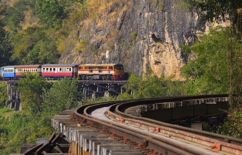 Thaiföld-Burma-vasútvonal