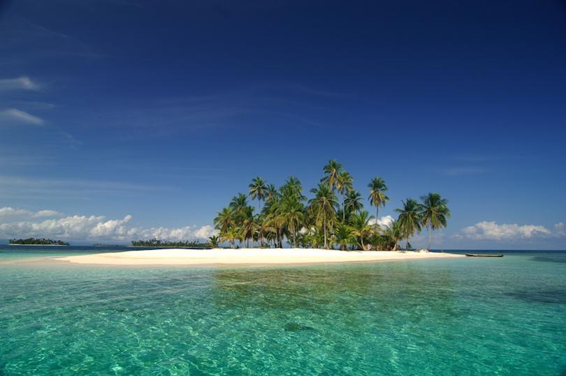 San Blas szigetek
