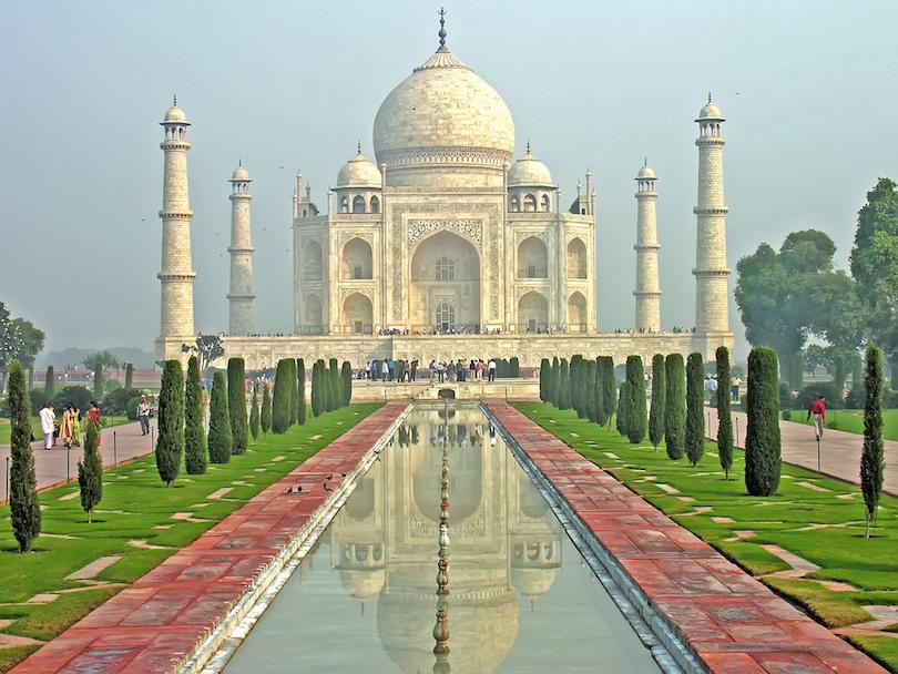 Tádzs Mahal