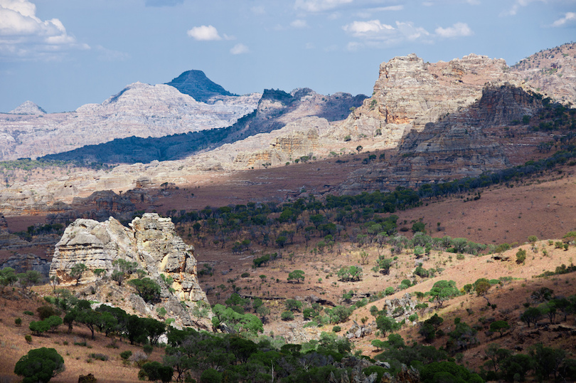 Isalo Nemzeti Park