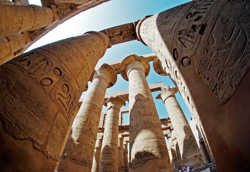 Karnaki templom