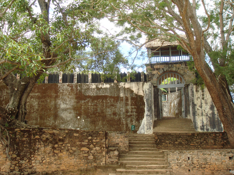 Ambohimanga-i királyi domb