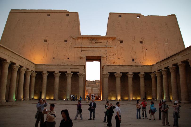 Edfui templom