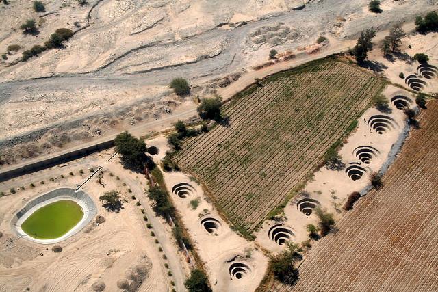 Nazca vízvezeték