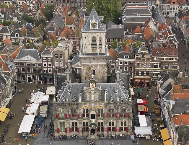 Delft Városháza
