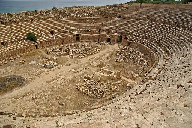 Leptis Magna Aréna