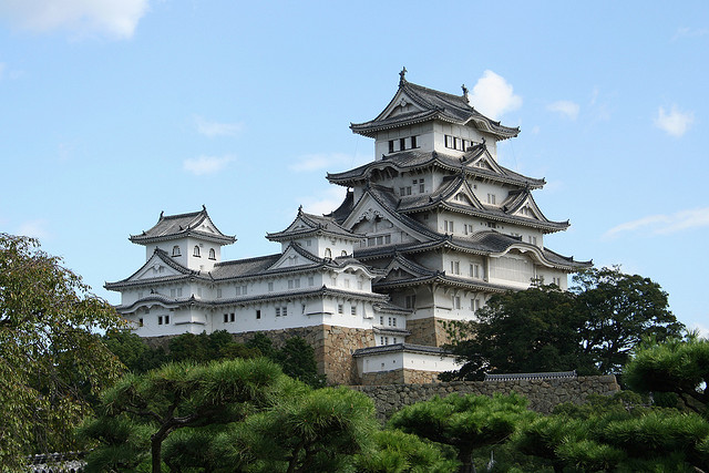 Himeji kastély