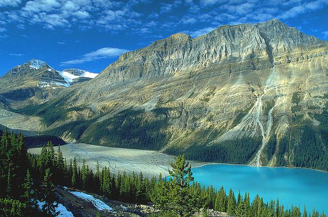 Banff hegyei