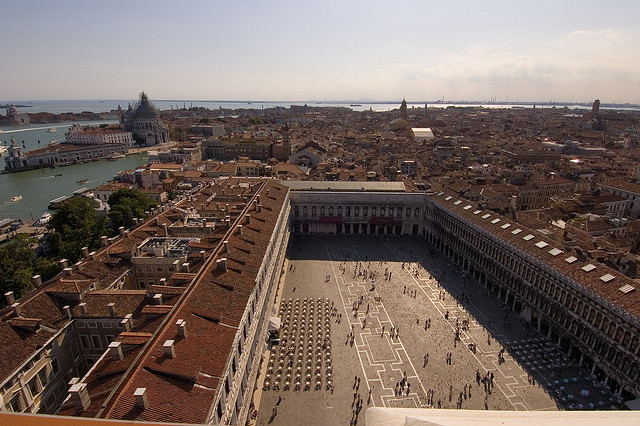 Szent Márk tér (Piazza San Marco)