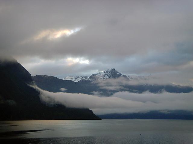 Aisén fjordok