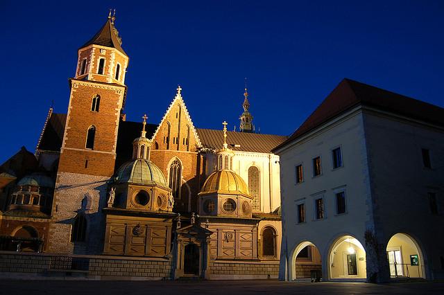 Wawel Kastély