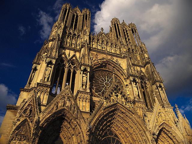 Reims-i katedrális