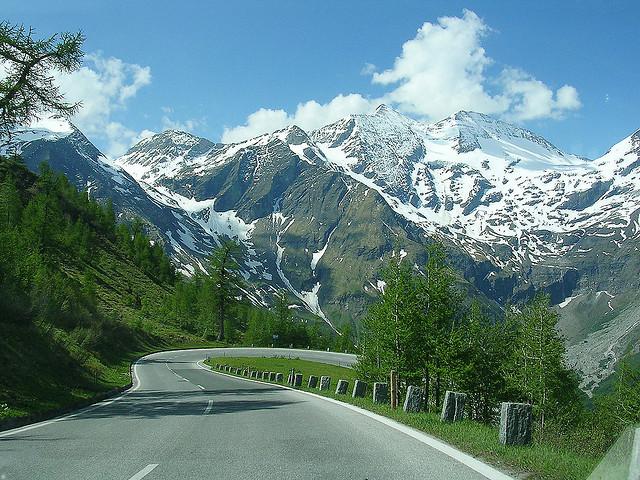 Grossglockner Alpesi Út