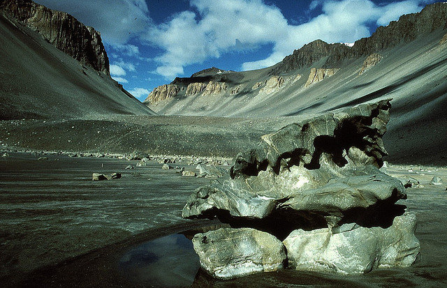 McMurdo száraz völgyei