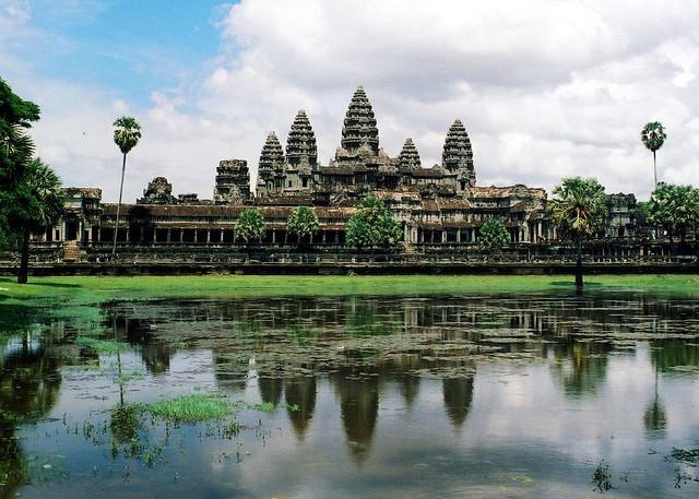 Angkorvat templom