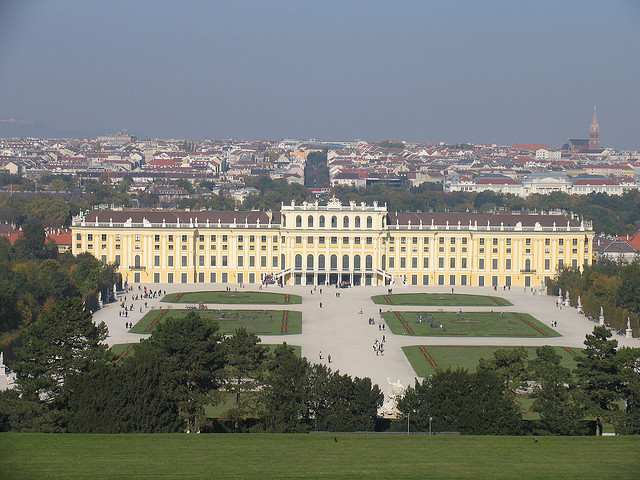 Schönbrunni Palota