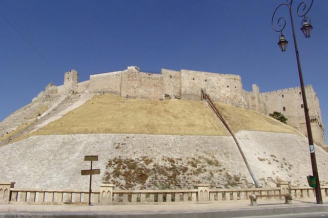 Aleppo citadellája
