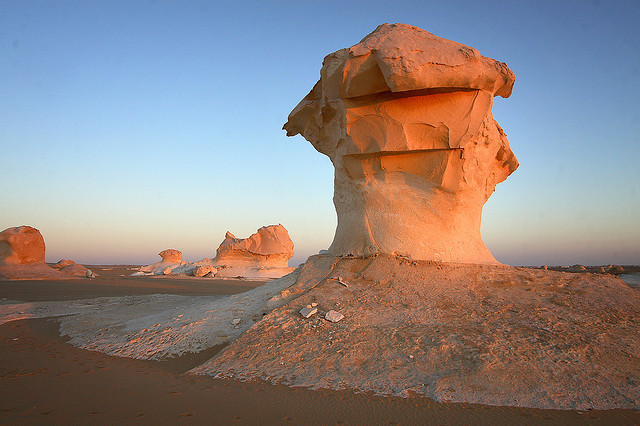 Fehér Sivatag