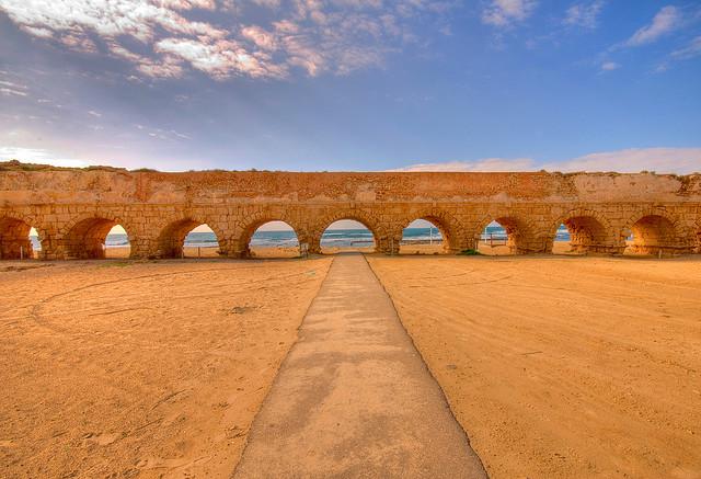 Caesarea vízvezeték