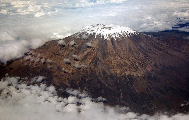 Kilimanjaro-hegy