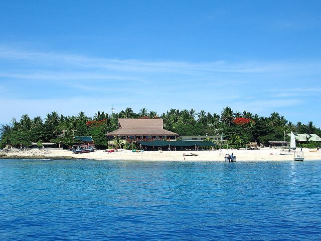 Beachcomber-sziget