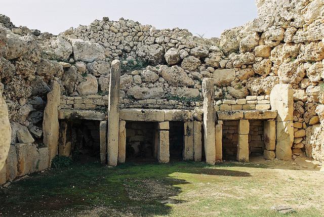 Ggantija templomok