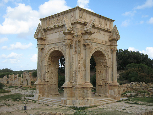 Septimius Severus diadalíve