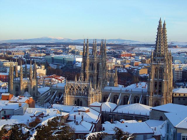 Burgos katedrális