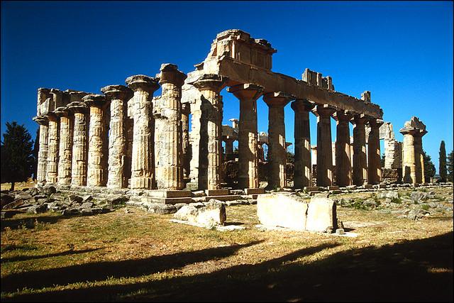 Cyrene - Zeusz temploma