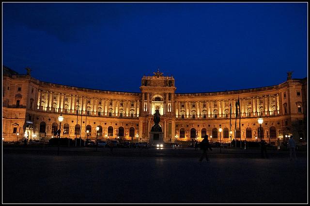 Hofburg Császári Palota