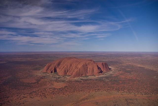 Uluru/Ayers-szikla