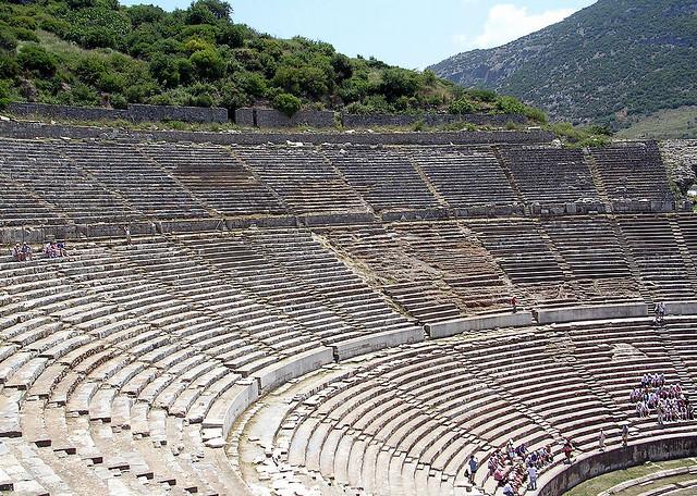 Epheszosz - Nagyszínház