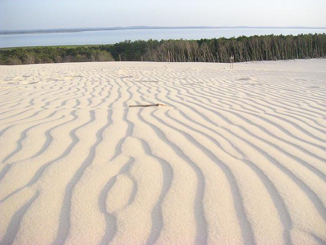 Slowinski homokdűnék