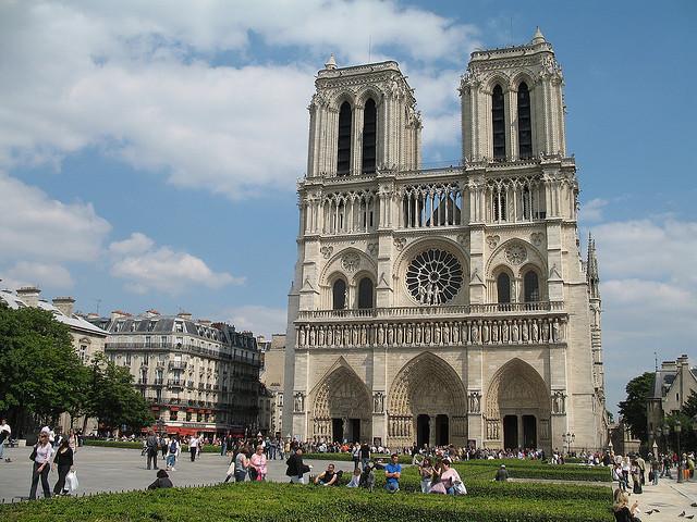 Párizsi Notre Dame