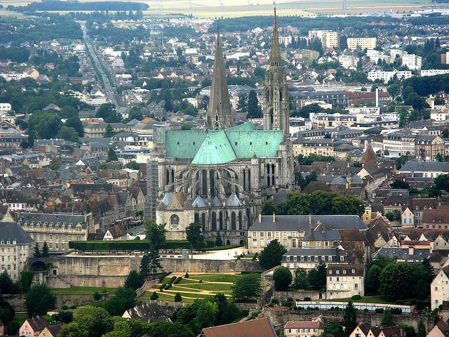 Chartres-i katedrális