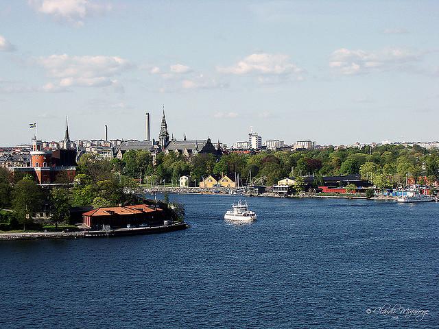 Stockholmi csatornák