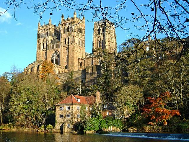 Durhami katedrális