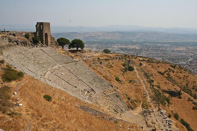 Pergamoni színház