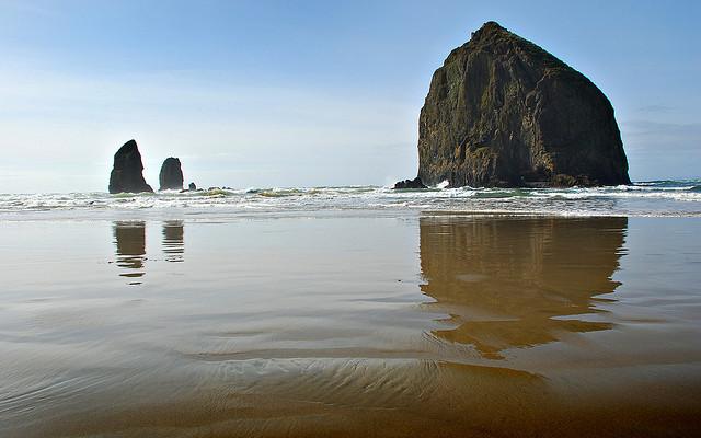 Haystack szikla