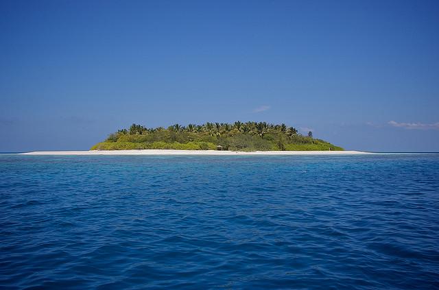Sivatagos Maldív-szigetek