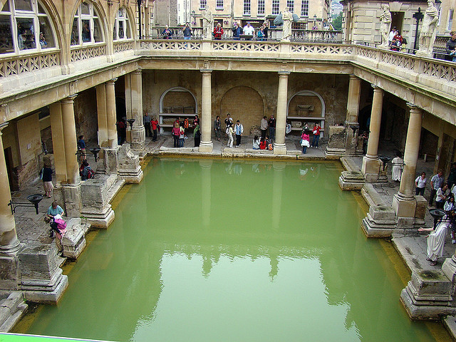Római fürdők
