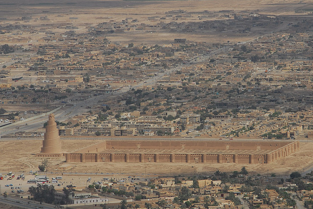 Spirális minaret