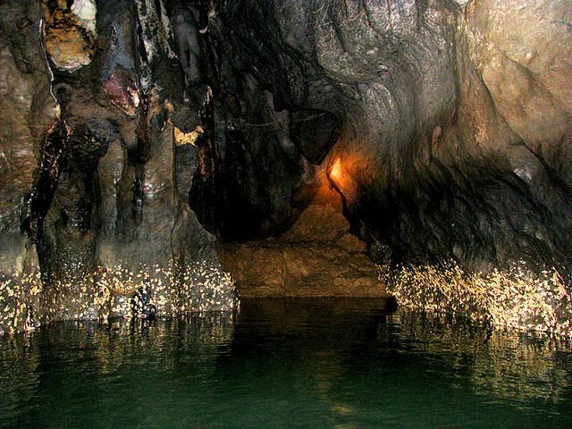 Puerto Princesa föld alatti folyó