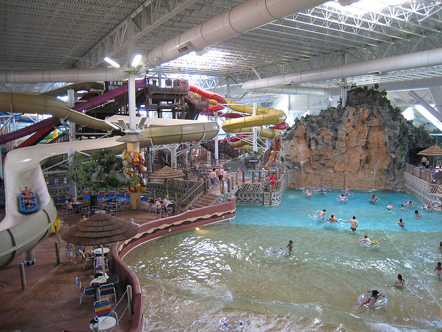 Kalahari Resorts Wisconsin Dells (11.612 m2)