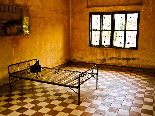 Tuol Sleng Népirtás Múzeuma
