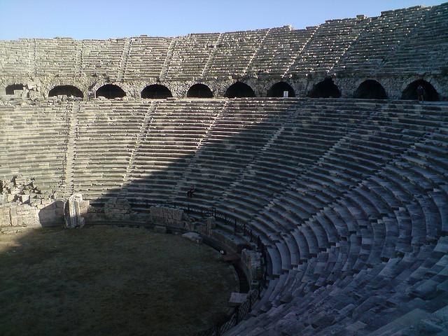 Side - római színház
