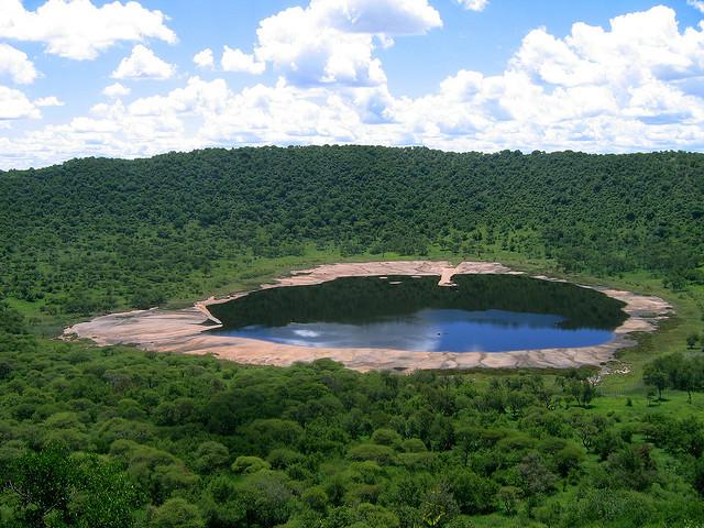 Tswaing-kráter