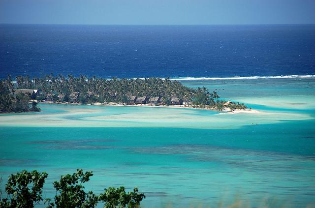 Aitutaki-zátony