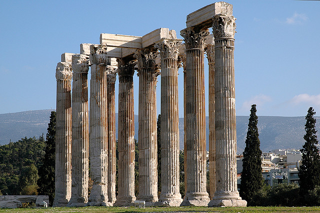 Olimpiai Zeusz templom